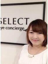 セレクトアイコンシェルジュ 高田馬場店(SELECT eye concierge)イシカワ サエカ