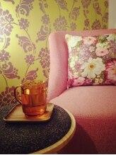 ◆ゆったりチェアでお茶を♪