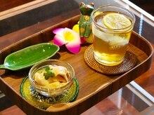 タイ古式マッサージアンドカフェ ワイルーム 藤沢(wai room)の雰囲気(マッサージ後はゆったりくつろげる空間でリラックス☆)
