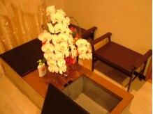 リラクゼーションサロン 優香の雰囲気(足裏コースのお客様には足湯もサービス☆)