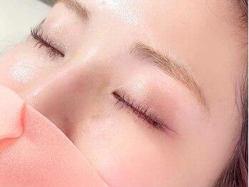 マケア アイラッシュアンドビューティー 東川口(Makea eyelash&beauty)の写真/NEW★MENU!美眉毛アイブロウWAXスタイリング♪じっくりカウンセリングであなた史上最高の似合わせ美眉に♪