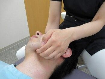 静岡療術整体院/【本格メソッド】頚部けん引