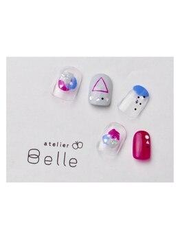 アトリエ ベル(atelier Belle)/博士と友達*