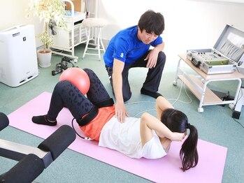 加圧トレーニングルーム P3/トレーニング4