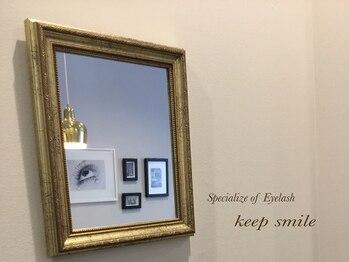 キープ スマイル 東戸塚本店(keep smile)/店内