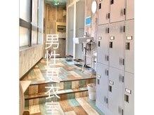 ホットヨガアンドエクササイズ ルヴィア 横浜店(ruvia)の雰囲気(男性会員様も多いスタジオです!)