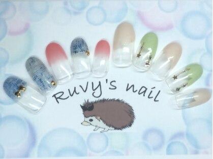 ルビズネイル(Ruvy's nail)の写真