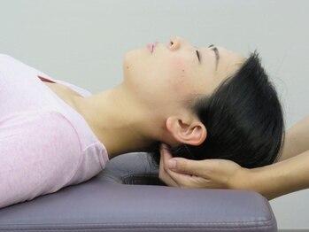 静岡療術整体院/【本格メソッド】頭痛対策