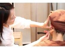 ヨシザワインク レディースシェービング(YOSHIZAWA Inc.)の雰囲気(理容師免許保持の女性スタッフが施術致します◎人形町)