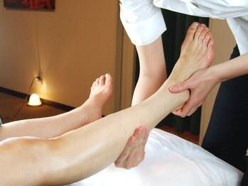 足のむくみを解消したい