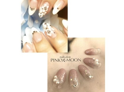 nailsalon Pinky Moon