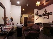 アゲート(Hair Clinic Salon Agate)の雰囲気(スパやヘアーメニューはこちらで♪常夏リゾートを想わせます。)