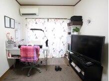 1対1のゆったり施術で自分の家のような居心地の良さが人気◎