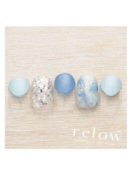 リロウ(relow)/4月のキャンペーンアート☆1