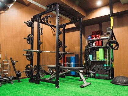 エレベーション フィットネス 二子玉川(Elevation Fitness)の写真