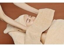 ★ポイント★『毛穴洗浄&角質除去』で顔全体の老化角質をごっそりオフ!生まれたてのようなツルぷる肌に♪