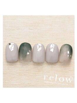 リロウ(relow)/4月のキャンペーンアート☆3
