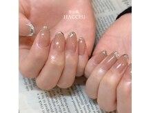 ハッチ(HACCHI)の雰囲気(人気ガラスフレンチ☆シンプルデザインコース¥8000(オフ無料))