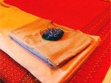 タイ古式マッサージ サラタイの雰囲気(着替えもあり♪施術後、シャワーもお使いいただけます◎)