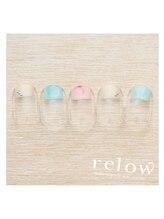 リロウ(relow)/4月のキャンペーンアート☆4