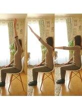 らぽ整体サロン/肩痛(軽・中・重)確認動作方法