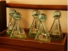 エステティックサロン ミュー(Myu)の雰囲気(ジャムウオイルは香り別全5種類から選べます。)