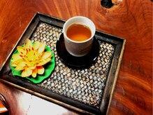 タイ古式マッサージ サラタイの雰囲気(ドリンクサービス有り◎タイ産のハーブティは飲みやすくて評判♪)