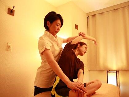 骨格・姿勢矯正 Sanca【サンカ】(三軒茶屋・二子玉川/リラク)の写真