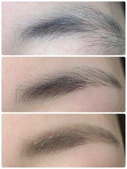 アイラッシュサロン ブラン 青葉台東急スクエア店(Eyelash Salon Blanc)/お顔の印象は眉毛で変わります!
