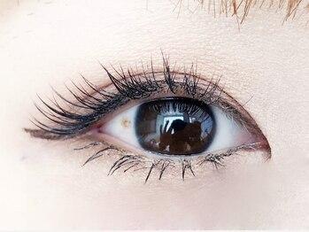 プティシュ 両国店(Petit Chou Eyelash)の写真/【パッチリ印象eyeで彼の目線をキャッチ♪】黒目を強調して可愛くキュートに!最高級セーブル取扱いでモチ◎