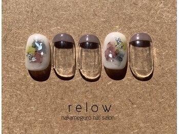 リロウ(relow)/3月キャンペーンアート