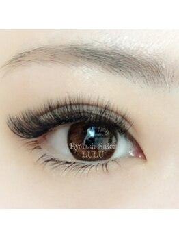 アイラッシュサロン ルル(Eyelash Salon LULU)/濃密ボリュームラッシュ
