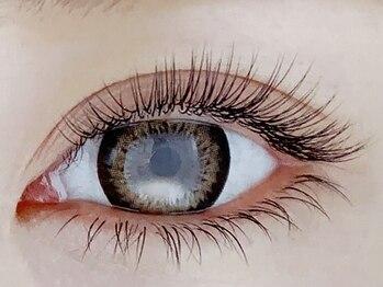 ルアナ(LUANA)の写真/人気のアップワードラッシュ取扱いサロン★アイキャッチ効果で目元に光を集めて、周りの視線を独り占め♪