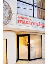 マカロンイーナ(Esthetique macaron.ina)/◆外観