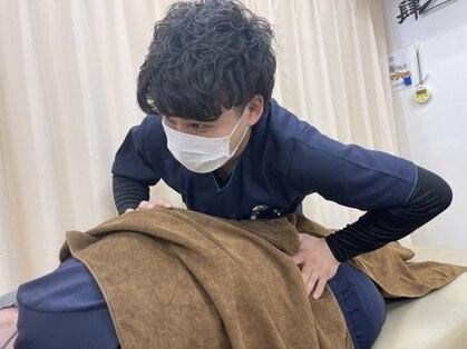 朝霞エキナカ整骨院の写真