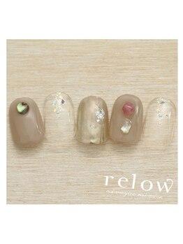 リロウ(relow)/8月のスタッフおすすめアート♪