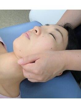 静岡療術整体院/【オプション】顔・筋膜ケア