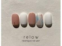 リロウ(relow)/ニュアンス×ワンカラー