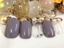 ネイルアンドアイラッシュ ブレス エスパル山形本店(BLESS)/上品な輝き