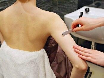 ヒロ銀座 八重洲店(HIRO GINZA)の写真/純白のドレスに負けない美肌になれるブライダルコース多数ご用意◎プロの洗練された技で敏感肌も◎
