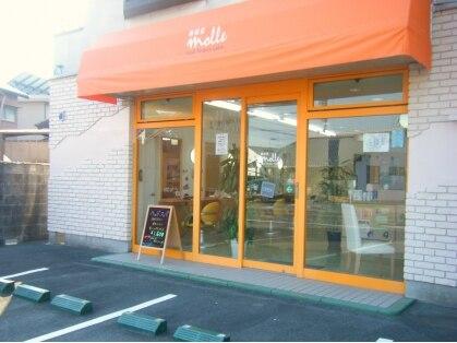molle+上島店【モーレ プラス】(浜松・磐田・掛川・焼津/ネイル)の写真