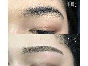 モア 銀座店(Beauty Salon MORE)/眉スタイリング