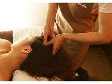 頭美人 肌美人 イーオースパ リアルプロ(EO SPA × REAL PRO)/側頭筋・・・お疲れ顔に