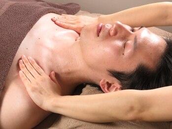 睡眠サロン頭(tsumuri)の写真/お仕事疲れを癒したい男性が多数利用中◎メンズも病みつきになる極上手技で日々の疲れをリフレッシュ!