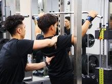 ビヨンド 札幌店(BEYOND)/男性 パーソナルトレーニング