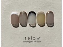 リロウ(relow)/フレンチ×ミラー