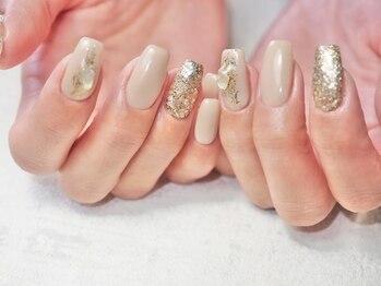 コットン ネイル(cotton nail)/極上ワンカラー