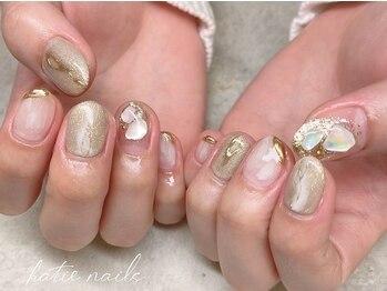 ケイティ ネイルズ(katie nails)の写真/仕上がり重視の、のせ放題!【ハンド100分やり放題8000円お持ち込みOK♪】幅広いテイストにご対応致します☆