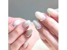 アネーロネイル(anello nail)の雰囲気(表面がつるんとした仕上がりに自信あり!しっかりした厚みも人気)