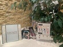 ヴィヴァーチェ 難波店(Vivace)の雰囲気(白×レンガ調と、柔らかいベッドで落ち着き空間◎)